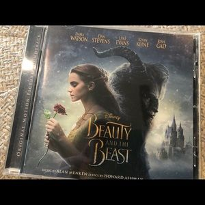 Beauty & The Beast Motion Picture Soundtrack
